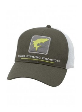 Simms Fishing Products SIMMS TARPON TRUCKER CAP