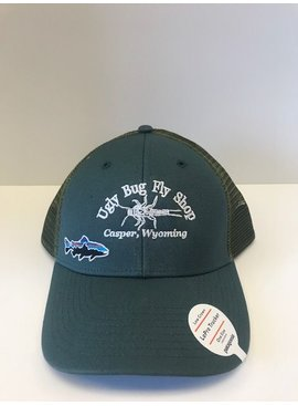 Patagonia PATAGONIA SMALL FITZ ROY TROUT LOPRO TRUCKER HAT UB LOGO