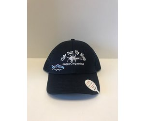 9e081af1a7cf9 PATAGONIA SMALL FITZ ROY TROUT LOPRO TRUCKER HAT UB LOGO - Ugly Bug Fly Shop