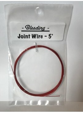 Dirty Water Fly Co DIRTY WATER BLEEDING JOINT WIRE