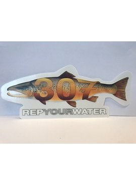 Rep Your Water REP YOUR WATER 307 STICKER