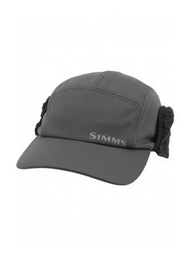 Simms Fishing Products SIMMS GUIDE WINDBLOC HAT RAVEN