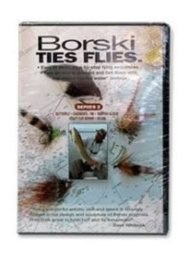 Angler's Book Supply BORSKI TIES FLIES SERIES 2