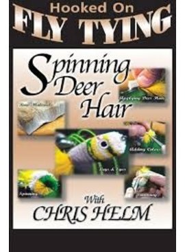 Angler's Book Supply SPINNING DEER HAIR DVD