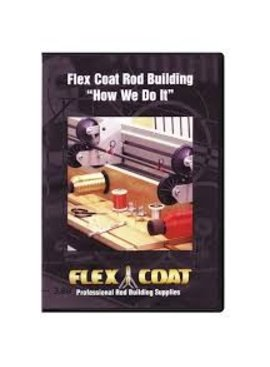 FLEX COAT ROD BUILD DVD