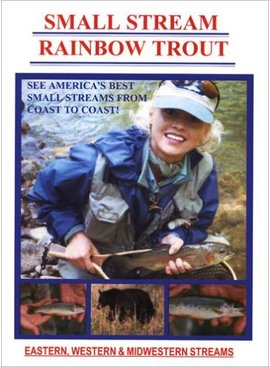 Angler's Book Supply SMALL STREAM RAINBOW TROUT DVD