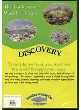 Angler's Book Supply THE UNDERWATER WORLD OF TROUT 2