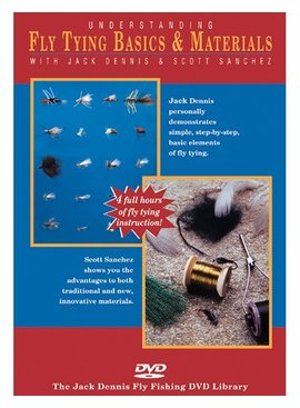 FLY TYING BASICS AND MATERIALS