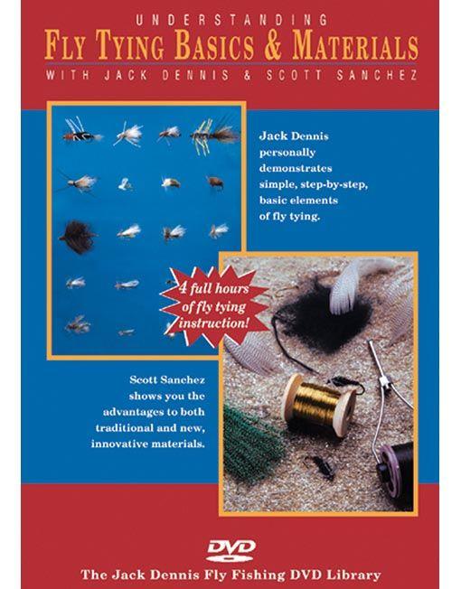 Angler's Book Supply FLY TYING BASICS AND MATERIALS