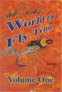 Angler's Book Supply ANDY BURK'S WORLD OF FLY TYING VOL. 1 DVD