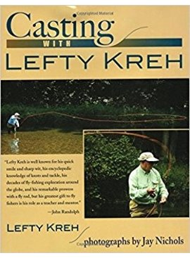 Angler's Book Supply CASTING WITH LEFTY KREH