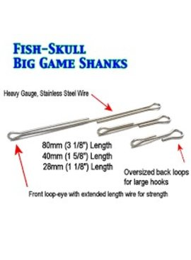 Fish Skull BIG GAME ARTICULATED SHANKS