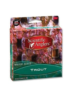Scientific Anglers SCIENTIFIC ANGLERS MASTERY DT6F FLY LINE