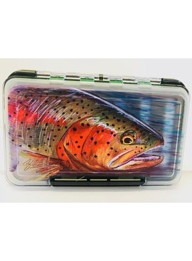 Montana Fly Company MFC WATERPROOF HALLOCK FLY BOX