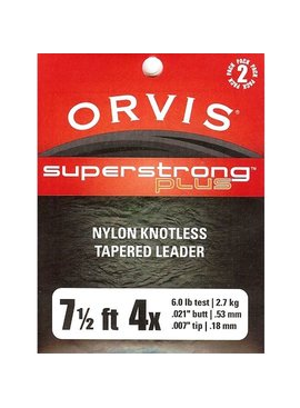Orvis Company ORVIS SUPERSTRONG PLUS LEADER