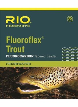 Rio RIO FLUOROFLEX TROUT LEADER