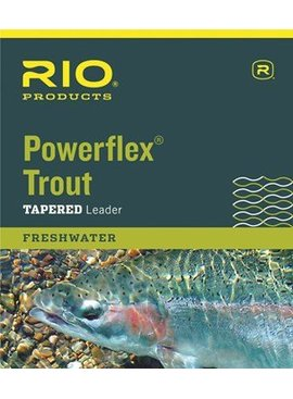 Rio RIO POWERFLEX TROUT SINGLE LEADER