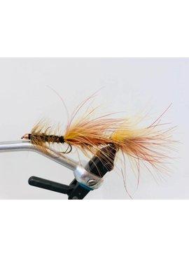 Umpqua Feather Merchants TUNGSTEN DOUBLE THIN MINT COPPER #8