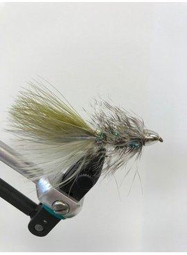 Dream Cast Fly Fishing GAVIGLIO'S TUNGSTEN SILVER MINNOW CONEHEAD