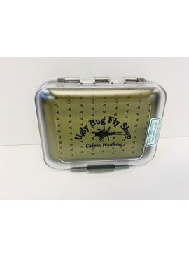New Phase NEW PHASE SELF HEALING THIN CLEAR FLY BOX