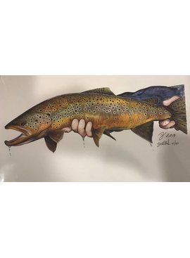 Ty Outdoors TY HALLOCK PRINTS