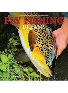 DAVID LAMBROUGHTON FLY FISHING DREAM CALENDAR 2019