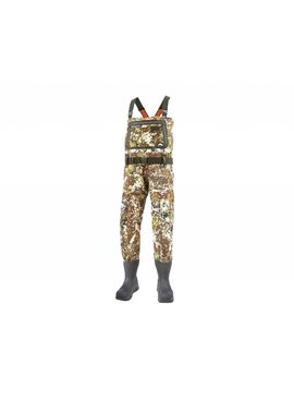 Simms Fishing Products G3 Guide Bootfoot-Vibram River Camo L-10 Boot
