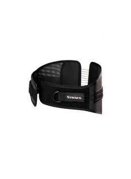 Simms Fishing Products simms Backmagic wading belt black l/xl