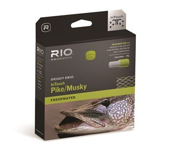 Rio RIO INTOUCH PIKE/MUSKY FLY LINE