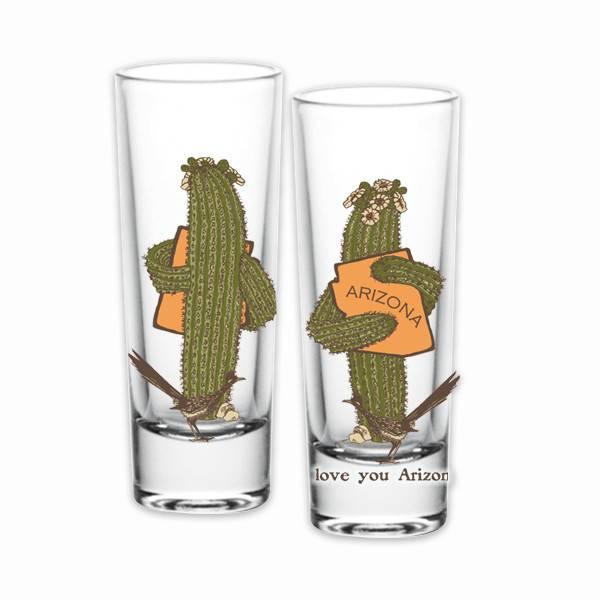 AZ Saguaro Hug Shooter