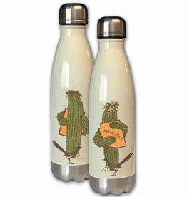 AZ Saguaro Hug Insulated Water Bottle