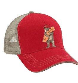 CA Firefighter Bear Trucker Hat