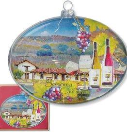 Sonoma Boxed Ornament
