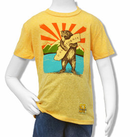 CA Mountain Bear Kids Tee