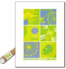 "50% Off was $19.95 18"" x 24"" GGP150 Poster in tube"