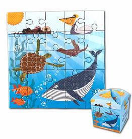 Wild Friends of CA, Ocean Mini Puzzle