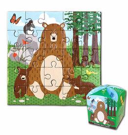 Wild Friends of CA, Bear Mini Puzzle
