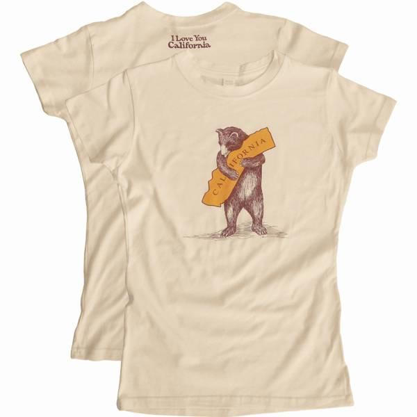 CA Bear Bear Hug Women's Tee