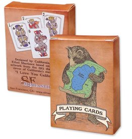 Lake Tahoe Bear Playing Cards