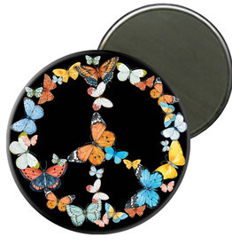 SF Mercantile Butterfly Peace Magnet