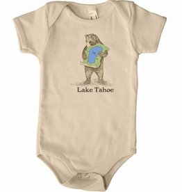 Lake Tahoe Bear Hug Onesie - 50% OFF