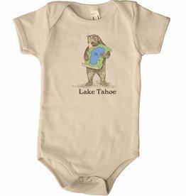 Lake Tahoe Bear Hug Onesie