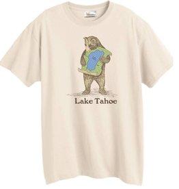Lake Tahoe Men's Bear Hug Tee