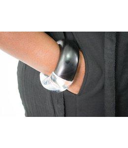 Monies Ebony & Acrylic Bracelet