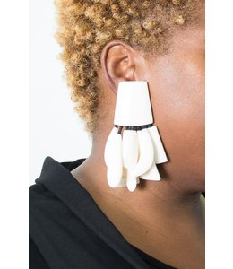 Monies Bone Earring