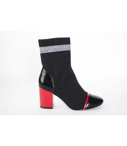Gioseppo Color Block Ankle Boot