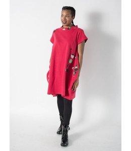 Mao Mam Patch Dress