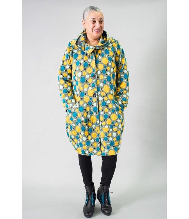 KEKOO Circles Coat