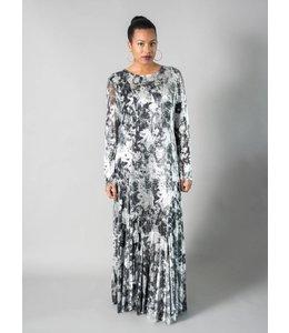 Samuel Dong Shimmer Dress