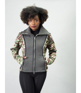 Sohung Designs Camo Jacket
